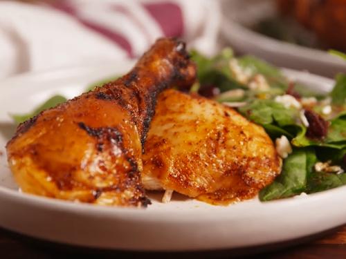 easy slow cooker rotisserie chicken recipe