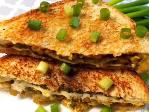 eggplant cheese sandwiches with tomato sauce recipe