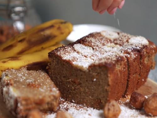 fig and banana loaf recipe