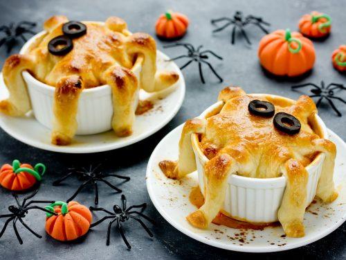 halloween chicken pot pie recipe