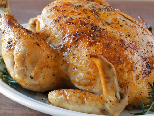 homemade instant pot chicken recipe