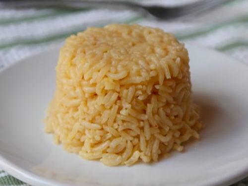 homemade rice pilaf (healthy rice-a-roni) recipe