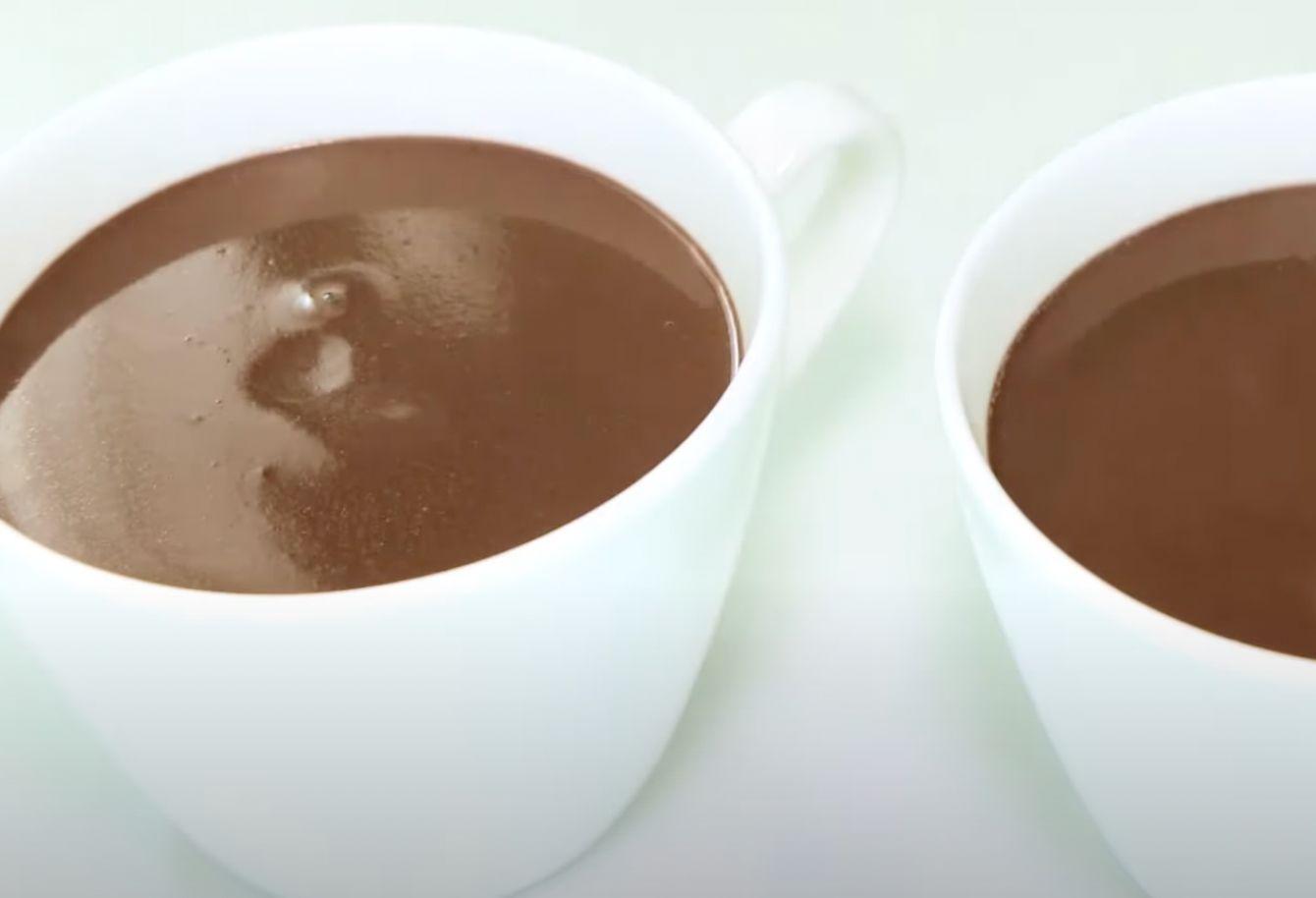 Jacques Torres's Hot Chocolate Recipe