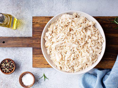 instant pot shredded chicken recipe