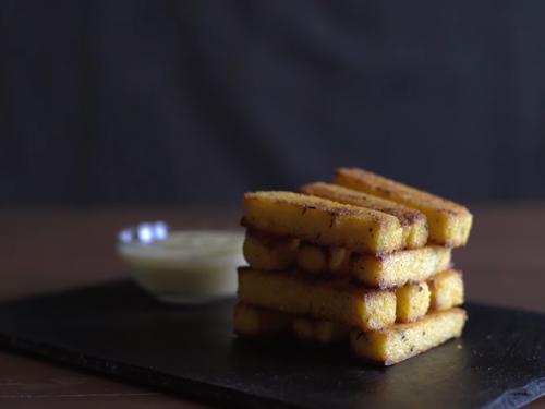 jenga polenta sticks recipe