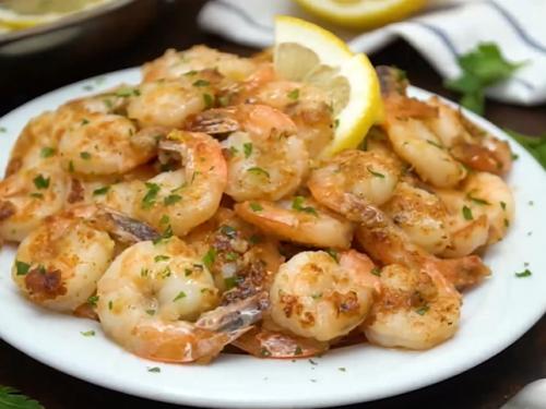 lemon pepper shrimp recipe