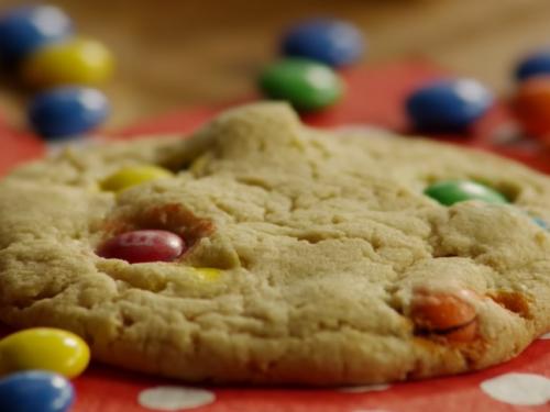 m&m cookies (christmas cookies) recipe