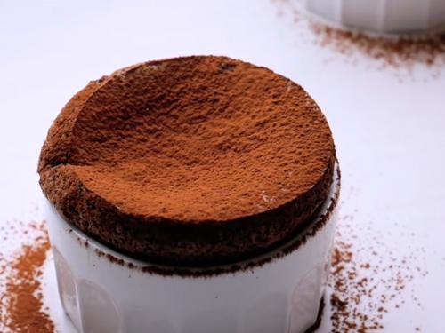 milk and chocolate souffle recipe
