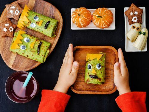Monster Sandwich Wrap Recipe