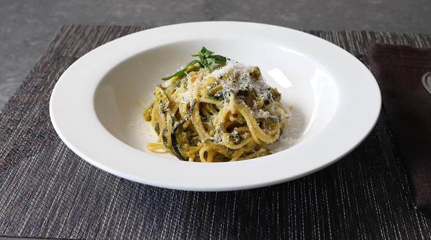 pasta and zucchini recipe