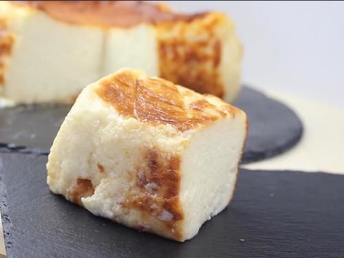 pasteles de queso recipe