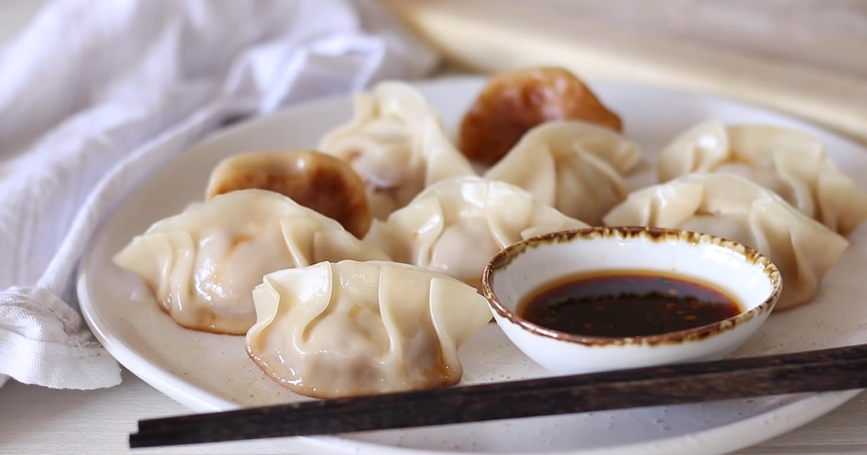 pork dumplings recipe