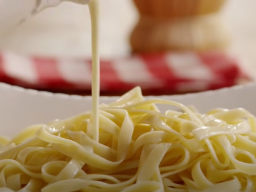 quick and easy alfredo sauce recipe