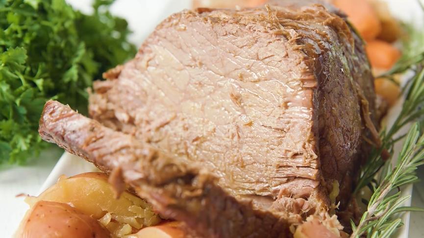 red wine pot roast recipe