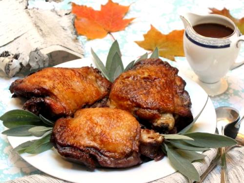 soy braised turkey with turkey rice recipe