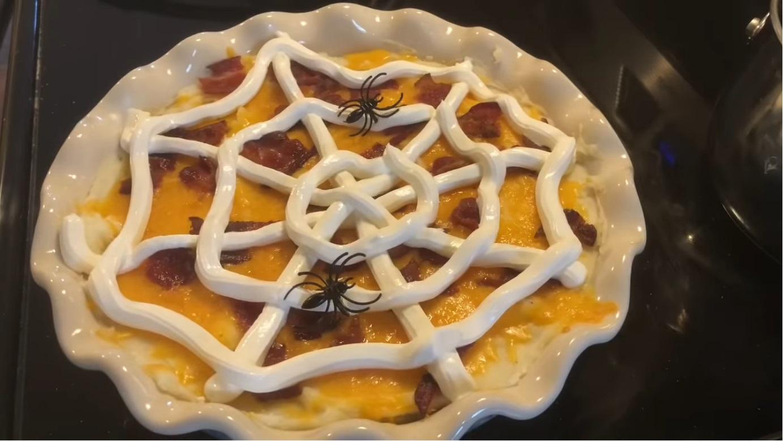 spooky shepherd's pie recipe