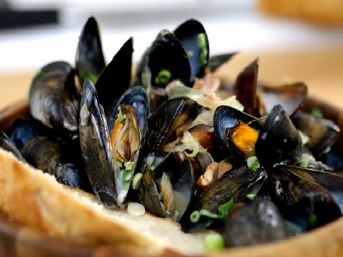 steamed mussels in beer recipe