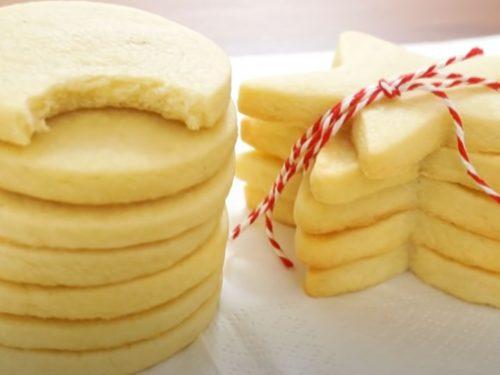 Sugar Cookies Cutouts Recipe