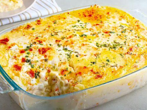 Super Chicken Casserole Recipe