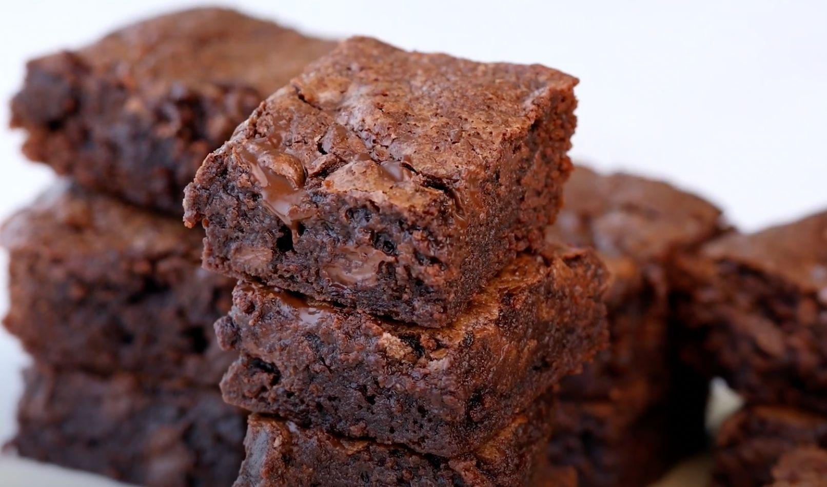 Super-Fudgy Brownies Recipe