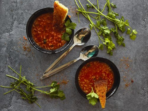 thai chicken wild rice soup recipe