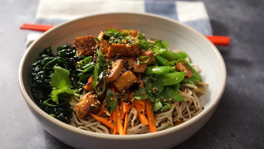 tofu soba noodles recipe