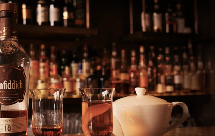 whisky tea recipe