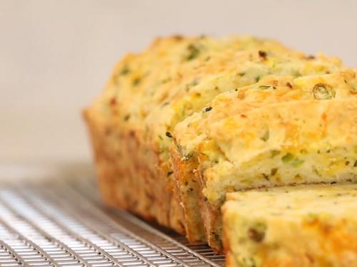 zucchini cheesy bread recipe