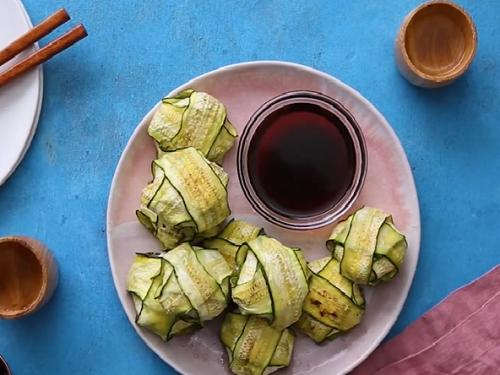 zucchini pork dumplings recipe