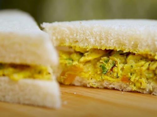 curried chicken sandwich recipe