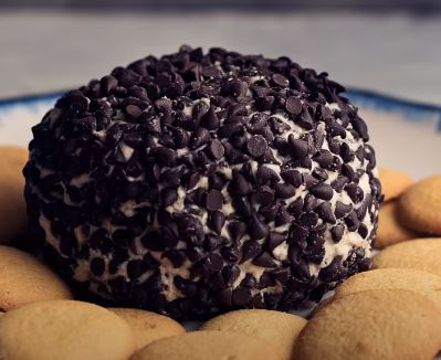 cannoli cheeseball recipe