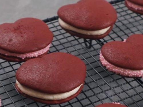 red velvet whoopie pies recipe