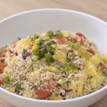 mango couscous recipe