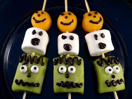 halloween fruit snacks recipe