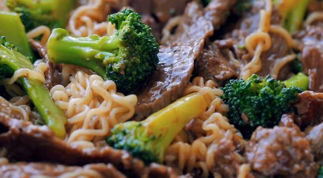 beef and broccoli ramen stir fry recipe