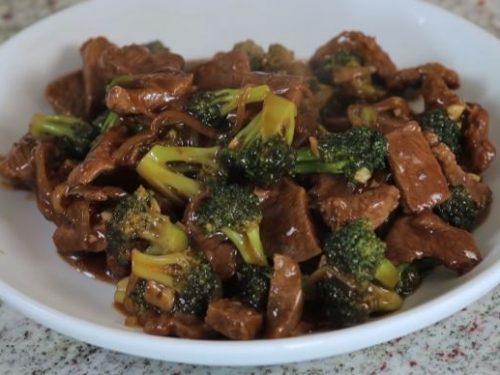 easy broccoli beef recipe