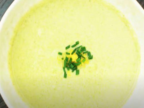 broccoli leek soup recipe