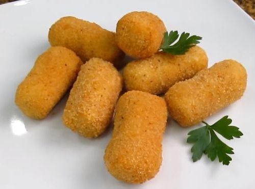 croquetas de pollo recipe