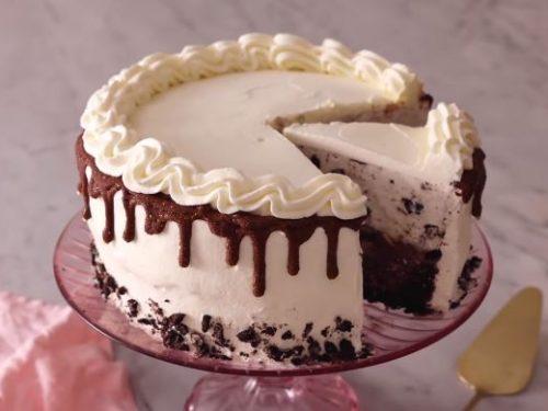 angel food ice cream cake recipe