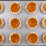 mini pumpkin pies recipe