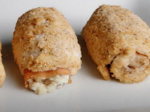 Chicken Rollatini Alfredo Recipe