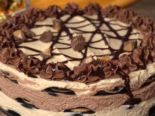chocolate peanut butter icebox cake recipe