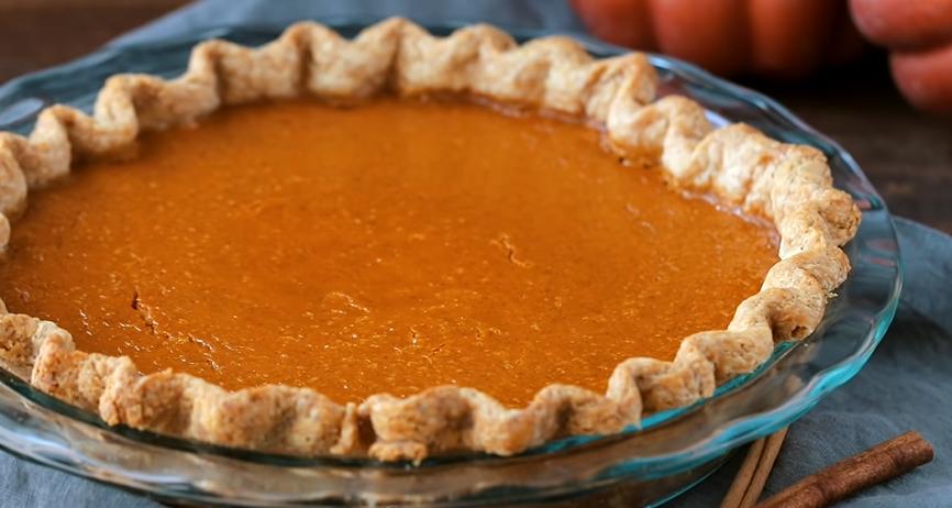 great pumpkin pie recipe