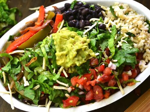 mexican breakfast burrito bowl recipe