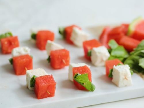 watermelon on a stick recipe